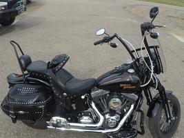 2008 Harley Davidson Crossbones Springer Softail For Sale In Minot MD 58701 image 12