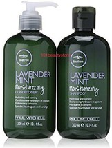PAUL MITCHELL Tea Tree Lavender Mint Shampoo and Conditioner Duo *NEW* - $28.22