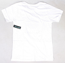Diamant Supplly Co. Homme Blanc Brillant Tee Nwt image 2
