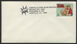 "Asheville Comic Book Festival Nov 25, 1995, ""Little Orphan Annie"" - $1.00"