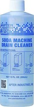 Apter Industries 13-SMDC-6/12 Soda Machine Drain Cleaner, 12 oz. Pack of 6