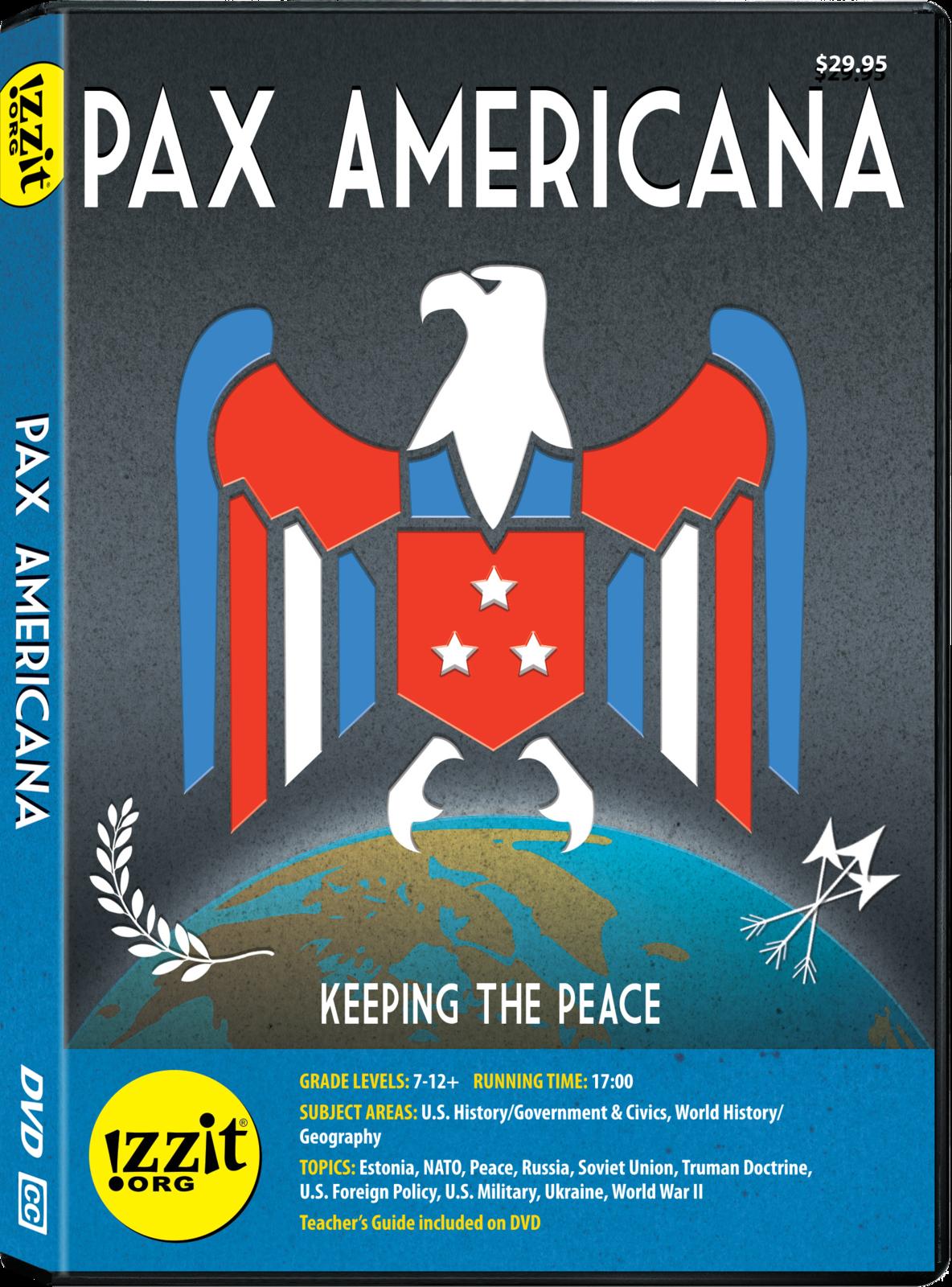 Pax americana largebox