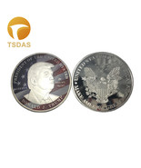 Donald Trump Coin The American President Silver Plated Coin Collectible ... - $5.50