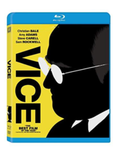 Vice (Blu-ray + DVD, 2019)