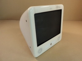 Apple eMac 17in 700MHz PowerMac PowerPC G4 40GB Hard Drive CDROM A1002 E... - $81.23