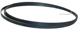 """Magnate M169.5C38H3 Carbon Steel Bandsaw Blade, 169-1/2"""" Long - 3/8"""" Width; 3 Ho - $17.60"""