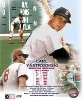 Carl Yastrzemski LG Boston Red Sox Vintage 8X10 Color Baseball Memorabilia Photo - $4.99