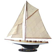 """39"""" Defender Sailing Boat Model - $110.88"""