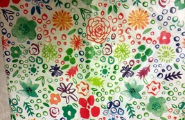 "Superior Tablecloth Vinyl Flannel Back, 52"" X 90"" Oblong, FLOWERS PLUS MORE - $15.83"
