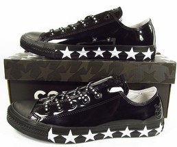 Converse x Miley Cyrus Chuck Taylor All Star Ox Black White 563720C - $1.333,30 MXN