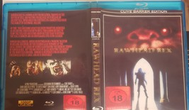 Rawhead Rex (with custom printed artwork and slipcover) [Blu-ray] image 2