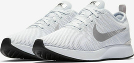 NIKE Dualtone Racer White Women Running Sneakers 6.5 UK  40.5 Gym Shoes ... - $50.02