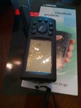 Garmin Gps Iii Plus Handheld-TESTED-RARE VINTAGE-SHIPS N 24 Hours - $196.89