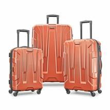 "Samsonite Centric 3 Piece Hardside Luggage Set Spinners 21"" 24"" 28""-Burn... - $300.00"