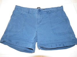 Calvin Klein Jeans Short shorts 4 blue womens juniors GUC *^ - $29.69