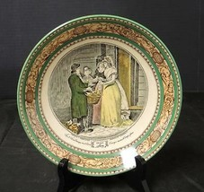 "1930s Adams China Cries of London 7 3/4"" Shallow Bowl - $7.98"