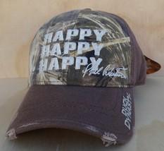 DUCK DYNASTY HAPPY HAPPY REALTREE MAX-4  ADJUSTABLE BALL CAP ONE SIZE FI... - $6.99
