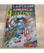 Captain America and the Falcon # 135  Fine Condition 1970  Marvel  - $10.00