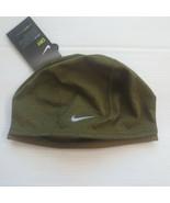 Nike Adult Unisex Stirnband Transform Beanie Headband - AT1110 - Olive 3... - $14.99