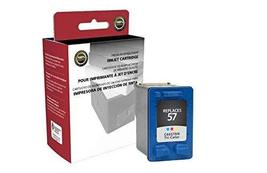 Inksters Remanufactured Tri-Color Ink Cartridge Repalcement for HP C6657AN (HP 5 - $25.92
