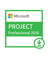 Microsoft Project Professional Pro 2016 32 64 bit | OFFICIAL | Full Edition - $21.76