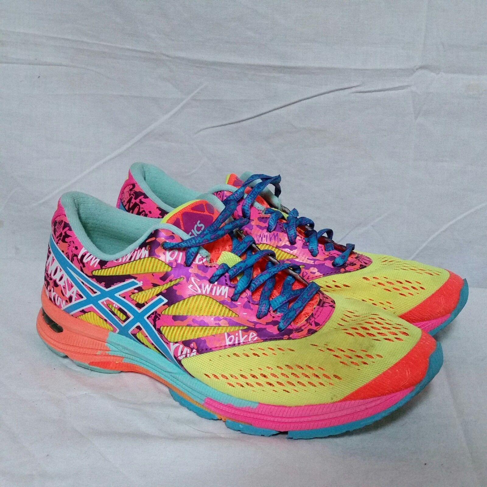 7836b276f Asics Gel Noosa Tri 10 Running Shoes Rainbow and 50 similar items