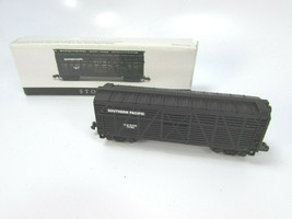 High Speed Metal Products Southern Pacific Black Stock Car N Gauge 30122 image 1