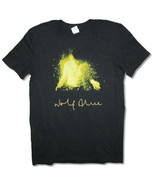 Wolf Alice-Album Cover-2016 Tour-Black T-shirt - $19.99
