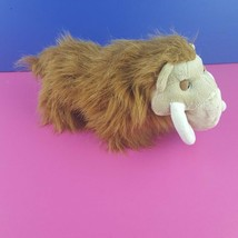 "Webkinz Wooly Mammoth HM408 Plush Stuffed Animal No Code 10""  #A26 - $6.92"