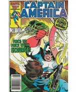Captain America #320 ORIGINAL Vintage 1986 Marvel Comics Newsstand - $14.84