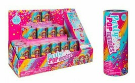 18 Party Pop Teenies Series 1 With Display Surprise Popper Dolls / Confe... - $49.99