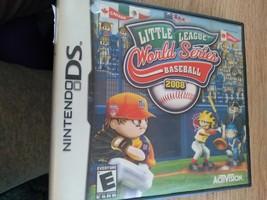 Nintendo DS Little League World Series Baseball 2008 image 1