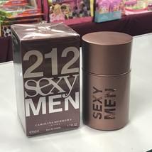 212 Men NYC by Carolina Herrera 1.7 fl.oz / 50 ml eau de toilette spray - $48.98