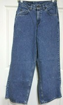Levi's Strauss & Co 575 Size Reg 27x28 Relaxed Fit Jeans mega wide leg  - $39.99