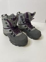 MERRELL Gray Opti-Warm 400 Gram Insulation Waterproof Boots Womens Size 8 - $43.56
