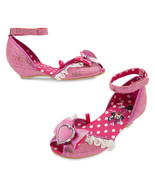 NEW Disney Store Minnie Mouse Costume Dress Up Shoes 5/6 Baby/Toddler - $19.99