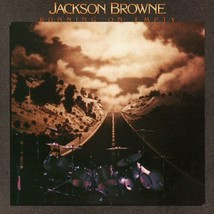 JACKSON BROWNE - RUNNING ON EMPTY U.S. LP RECORD 1977 10 TRACKS STAY COC... - $6.95