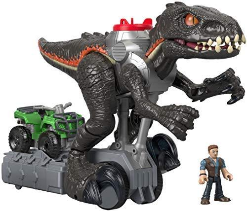 Fisher-Price Imaginext Jurassic World, Walking Indoraptor Dinosaur