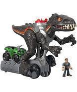 Fisher-Price Imaginext Jurassic World, Walking Indoraptor Dinosaur - $2.120,47 MXN