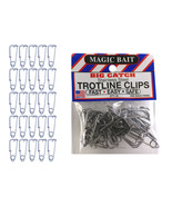 Magic Bait Company Trotline Clips, 25 Pack - $12.00