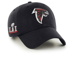 Atlanta Falcons NFL Super Bowl LI 51 Clean Up Cap Adjustable - $12.19