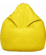 Bean Bags XXXL Bean Bag Without Fillers Cover Yellow Free Shipping - $40.49