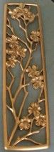 Mid Century Syroco Molded Plastic Wall Hanging #3060 - GORGEOUS DETAIL -... - $29.69