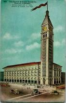 Vtg Postcard 1910s Colorado CO Denver - Daniels & Fisher Stores Co Tower... - $16.95
