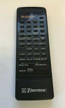 Emerson 076G01501C TV VCR Combo Remote Control for VT1320 VT1320A VT1920 VT1920A - $9.99