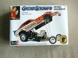 FACTORY SEALED Gene Snow's Revell Snowman 1/25 Vega AA/FC by Revell #H-1459 - $44.54