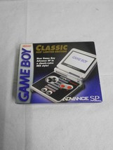 New Nintendo Classic NES Limited Edition Game Boy Advance SP Factory Sealed - $494.99