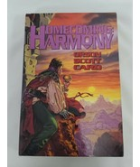 Orson Scott Card HOMECOMING HARMONY HC/DJ like new  - $10.40