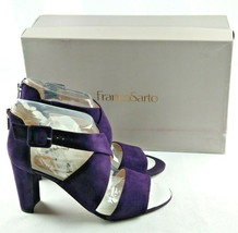 Franco Sarto Hazelle Pumps Womens Sz 7.5 M Purple Heeled Dress Shoes - $45.00