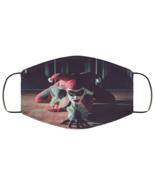 Harley Quinn v1 Design Face Mask Artwork FMA Face Mask - $13.95+